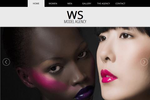 Makeup Artist Website Template. free website templates page 20. 20 ...