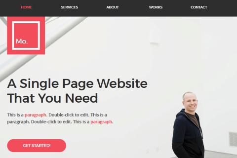 web sight templates